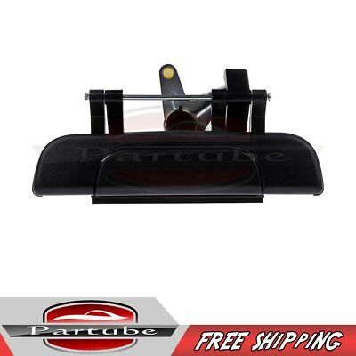 New Outer Tailgate Handle for 1995-2004 Toyota Tacoma Textured Black TO1915102