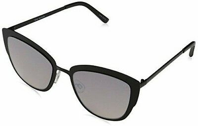 Quay Australia SUPER GIRL Women's Sunglasses Oversized Cat Eye Flashy
