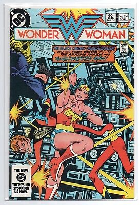 Wonder Woman vol.1 #308 - Huntress Back Up Story - 1983 - Near Mint