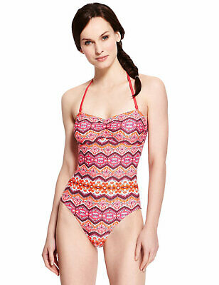 Marks & Spencer 'Aztec' Swimsuit - Various Sizes Available (12532)