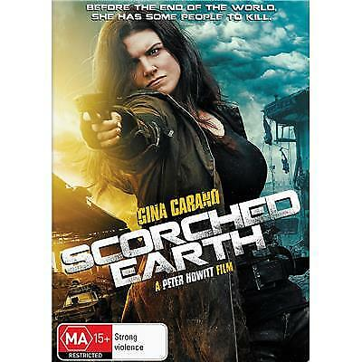 Scorched Earth Dvd, New & Sealed, 2018 Release, Region 4, Free Post
