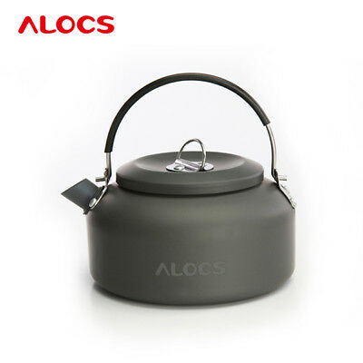 ALOCS CW - K02 0.8L Outdoor Backpack Camping Kettle Tea Coffee Teapot Water Pot
