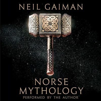 Norse Mythology Audiobook by Neil Gaiman (Mp3, Download)