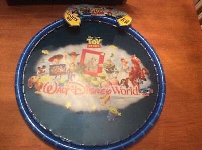 Disney Pixar Toy Story Walt Disney World Flying Light Disc MWT
