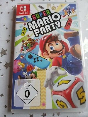 Super Mario  Party [Nintendo Switch] NEU