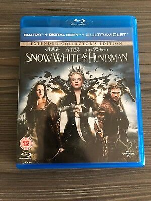 Snow White And The Huntsman (Blu-ray, 2012) - Extended Collector's Edition