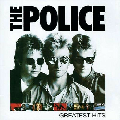 THE POLICE | Greatest Hits | CD 1992 | Zustand: Akzeptabel*