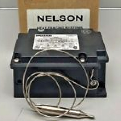 Emerson Nelson Heat Tracing TH-4X25 Thermostat, 30 Amps, 277 V, 0 to 250 F