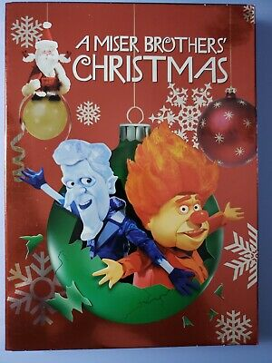 A Miser Brothers Christmas.A Miser Brother S Christmas New Dvd Sequel To The Year