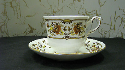 """Duchess Tea Cup and Saucer England Bone China Royal Stafford """"mint condition"""" !"""