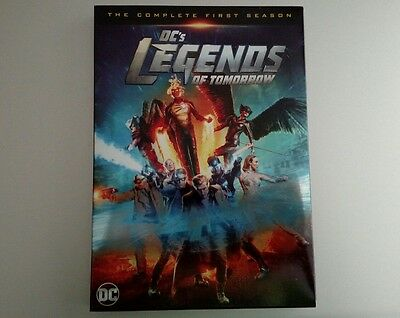 Dc's Legends Of Tomorrow: The Complete First Season Dvd
