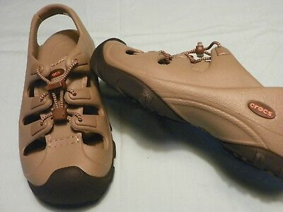 897820433071 Crocs Khaki Trailbreak Sandals Unisex Women s 6 Men s Juniors 4