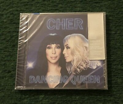 NEW Cher - Dancing Queen - 2018 CD - FACTORY SEALED FREE SHIPPING