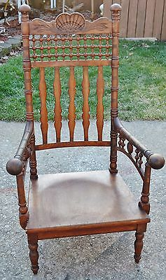 19th Century STICKLEY BROTHERS CO. Victorian Chair Restoration/Repair