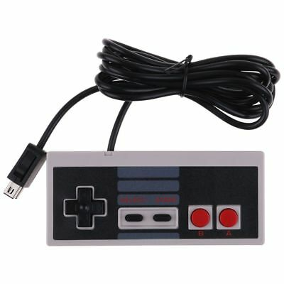 Wired Controller For Nintendo Mini NES Classic Edition Console Gamepad US