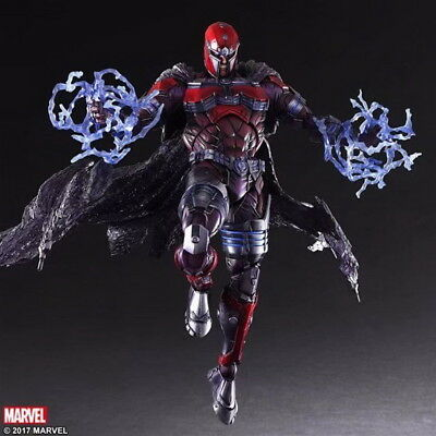 Marvel Universe Variant Play Arts Kai Magneto PVC Action Figure