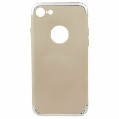 three in one Shockproof Heavy Duty Case Ultra Slim Cover for iPhone 7 Gold G1G2