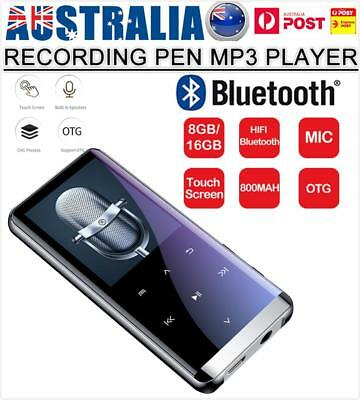 OLED Latest Version MP3 Music Player Lossless Sound Portable Support Up 8GB/16G