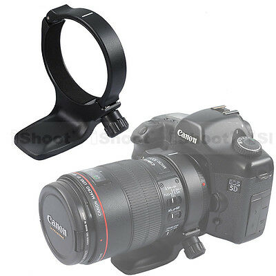 Metal Tripod Mount Ring Lens Collar Support f Canon EF 100mm f/2.8L IS USM Macro
