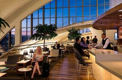Airport Lounge Pass- One year valid