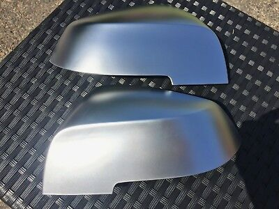 Matt Chrome Wing Grade B Mirror Covers Bmw 1 2 3 4 Series F20 F30 F31 F32 F34