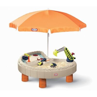 Little Tikes Builders Bay Sand & Water Table - Fully Assembled, Collection Only