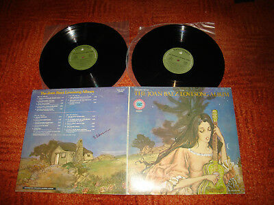 Joan Baez - 2 LP - The Joan Baez Love Song Album - Vanguard VSD 79 / 80 - France