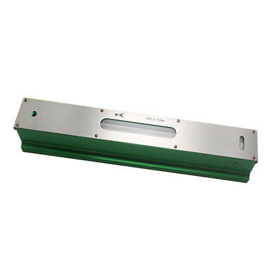 Heavy Duty Precision Bar Level Tool with Case 0.02mm, Fine Finishing 300mm