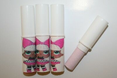 Lol Doll Candy Lipsticks, Party Bag Fillers, Wedding, Gift