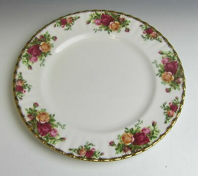 Royal Albert China OLD COUNTRY ROSES Dinner Plate(s) VERY GOOD