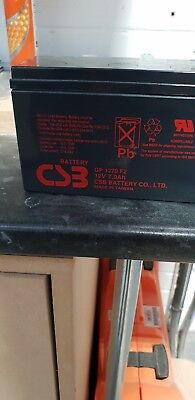 Lead battery cs3 12v 7.0Ah