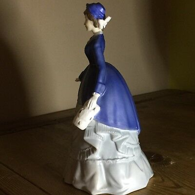 Royal Worcester Autumn  Song Figurine
