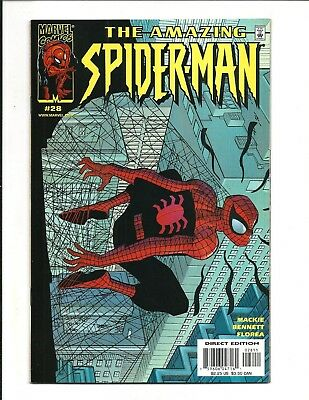 Amazing Spider-Man Vol.2 # 28 (Distractions, Apr 2001), Nm