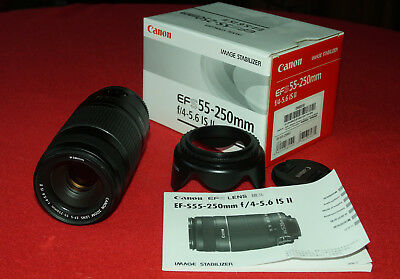 Canon EF 55-250 mm F/4.0-5.6 IS II USM Objektiv
