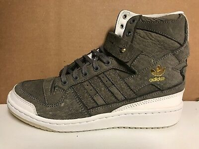 super popular c1e61 3cde5 adidas Consortium Forum Hi Crafted Charles F Stead w/ SneakersER BW1253  Size 12