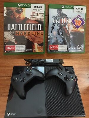 XBOX ONE X 1TB Console + Battlefield 5 Deluxe Token + Forza