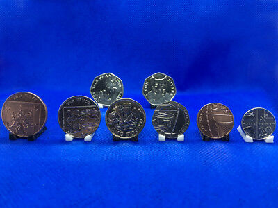 Coin Display Stand / Collectable Coins Stand Ideal for coins up to 3mm thickness