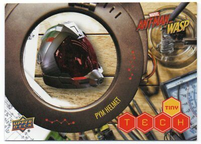 2018 Ant-Man and the Wasp Tiny Tech Inserts #TT7 Toy Cars