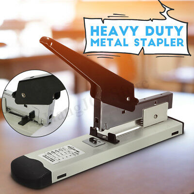 240 Sheets Heavy Duty Metal Stapler Office Paper Bookbinder Staples