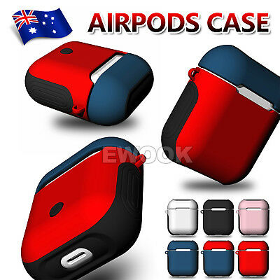 For Apple AirPods Case Shockproof Silicone Charger Protect Cover AirPod Earphone