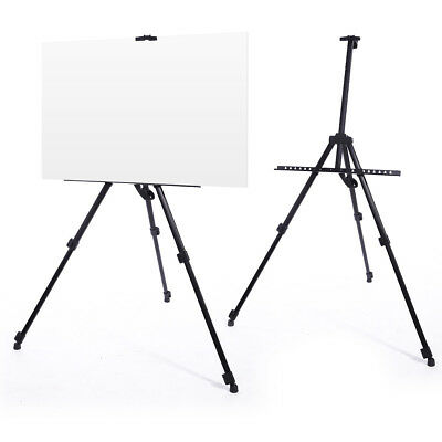 High Quality Artist Field Studio Easel Tripod Display Painting Board Stand/Case