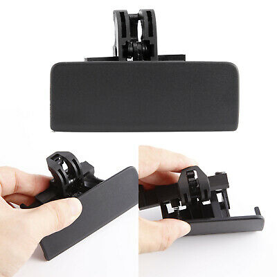 For Fiat Grande Punto Black Glove Box Front Lid Handle Catch New 735426145