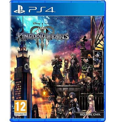 Kingdom Hearts III 3 PS4 Playstation 4