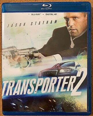 The Transporter 2 Blu Ray Free World Wide Shipping Buy It Now Jason Statham Buy