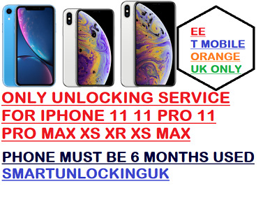 T Mobile Ee Uk Iphone Unbarring Iphone Samsung Huawei All Models