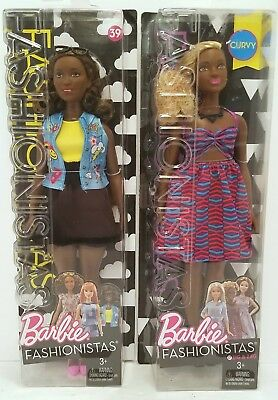Barbie Fashionista Dolls Emoji Fun and Zig & Zag