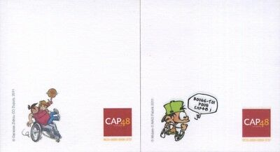 Post-it CAP 48 CAP 48 : Tamara - Kid paddle CAP 48