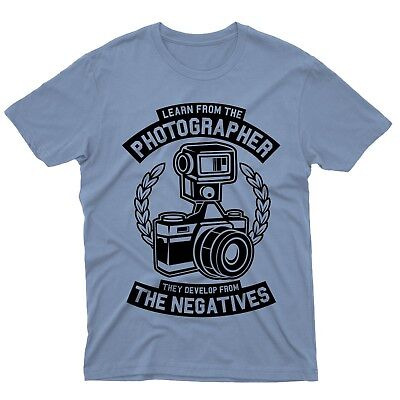 fm10 t-Shirt Maglietta Photographer Fotografo Foto Flash mitiche Art Graphic