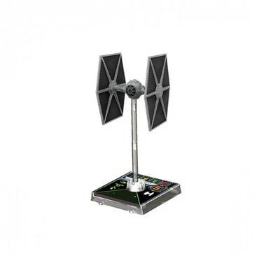 X-Wing Miniatures TIE Fighter Ship x 1 (Includes ship and flight stand)