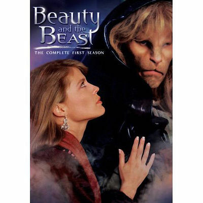 Beauty and the Beast - The Complete First Season (DVD, 2007, 6-Disc Set)